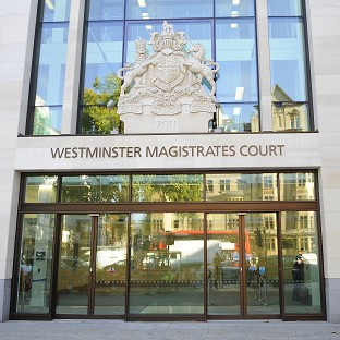 Mr Pitt from Thornton Heath will appear in court this morning