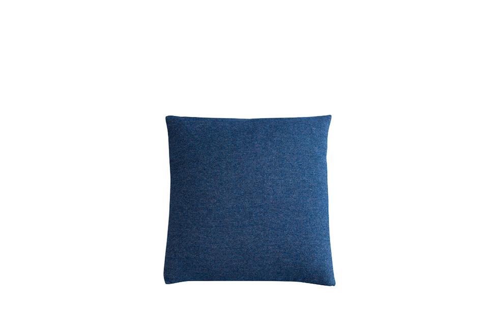 coussin bolene bleu roi