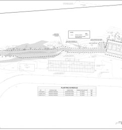 site plan for the proposed tower and access road behind the home bleachers at the western albemarle high school track courtesy albemarle county planning  [ 1150 x 756 Pixel ]