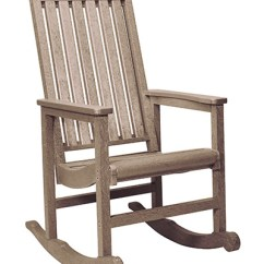 Hard Plastic Outdoor Rocking Chairs Imperator Works Brand Gaming Chair Cr Products Rockers C05