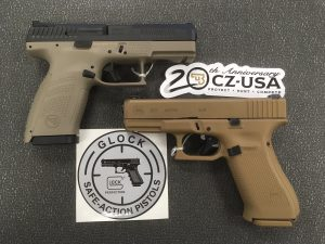 Then There S The Decision Of Black Or Fde Glock 19x On Sale 595
