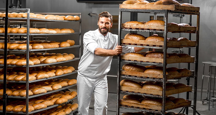 Commercial Bakery Storage Solution