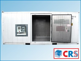 Cold Stores For Volatile Chemicals And Substances