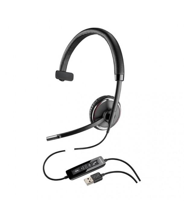 Plantronics 88860-01 Blackwire C510 Auricular USB Monoaural