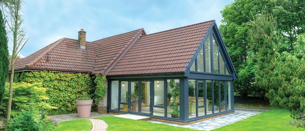 Thornton Fife Tiled Sunroom CR Smith