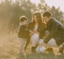 Oslavte s námi Den pro rodinu