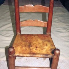 White Ladder Back Chairs Little Tikes Chair Furniture | Decorative Arts Collection Louisiana State Museum