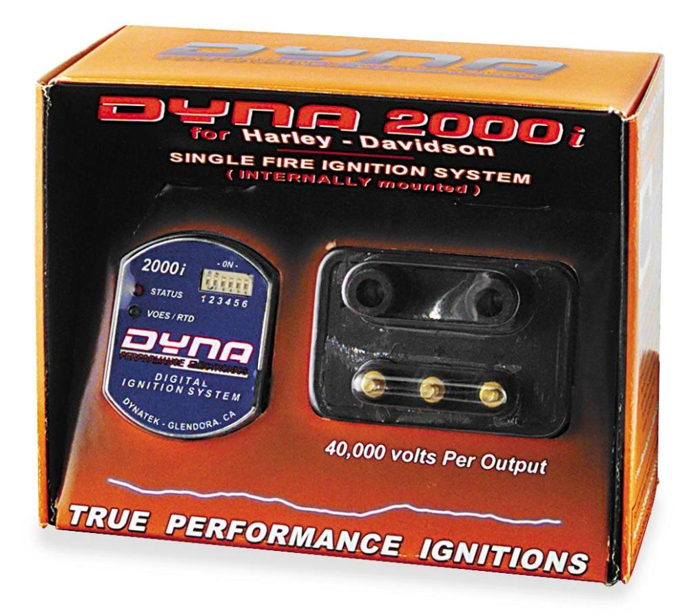 medium resolution of dynatek dyna 2000i in cone ignitions for 70 98 carb includes single motorcycle street d2ki 5p
