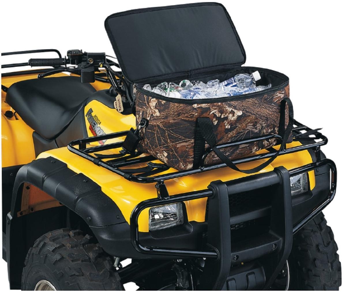 hight resolution of moose atv rack cooler bag atv utv mudcb1