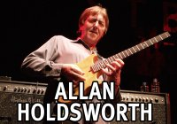 Allan Holdsworth's SoundCloud