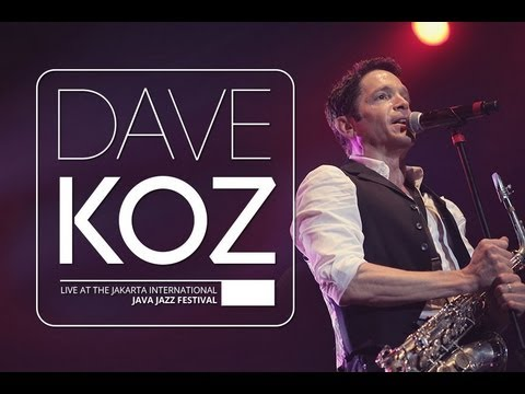 "Dave Koz ""Together Again"" Live at Java Jazz Festival 2012"