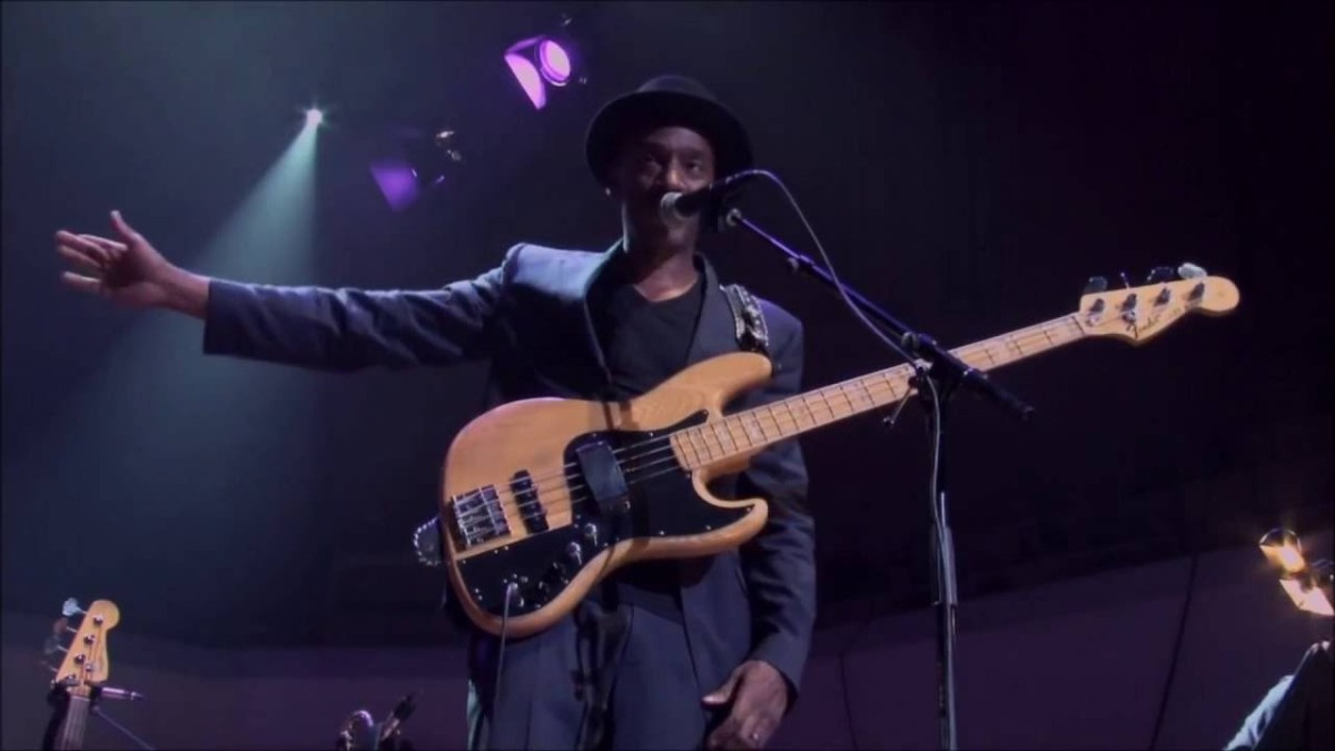 Marcus Miller 2016 - amazing Turkish music / Blast