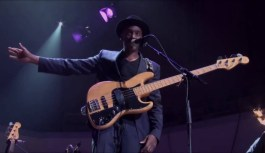 Marcus Miller 2016 – amazing Turkish music / Blast