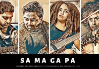 SA MA GA PA – ABHIJITH & SANDEEP ft.SIMON PHILLIPS & MOHINI DEY..!!!
