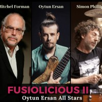 Fusiolicious 2 by Oytun Ersan All Stars - Funding
