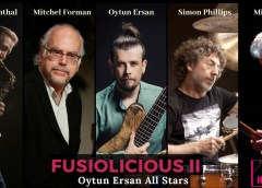 Fusiolicious 2 by Oytun Ersan All Stars – Funding