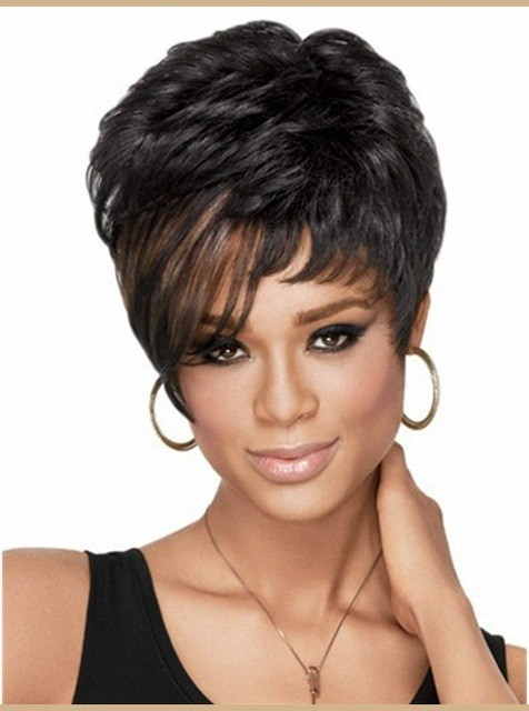 SHORT WIG HAIRSTYLES FOR BLACK WOMEN Cruckers
