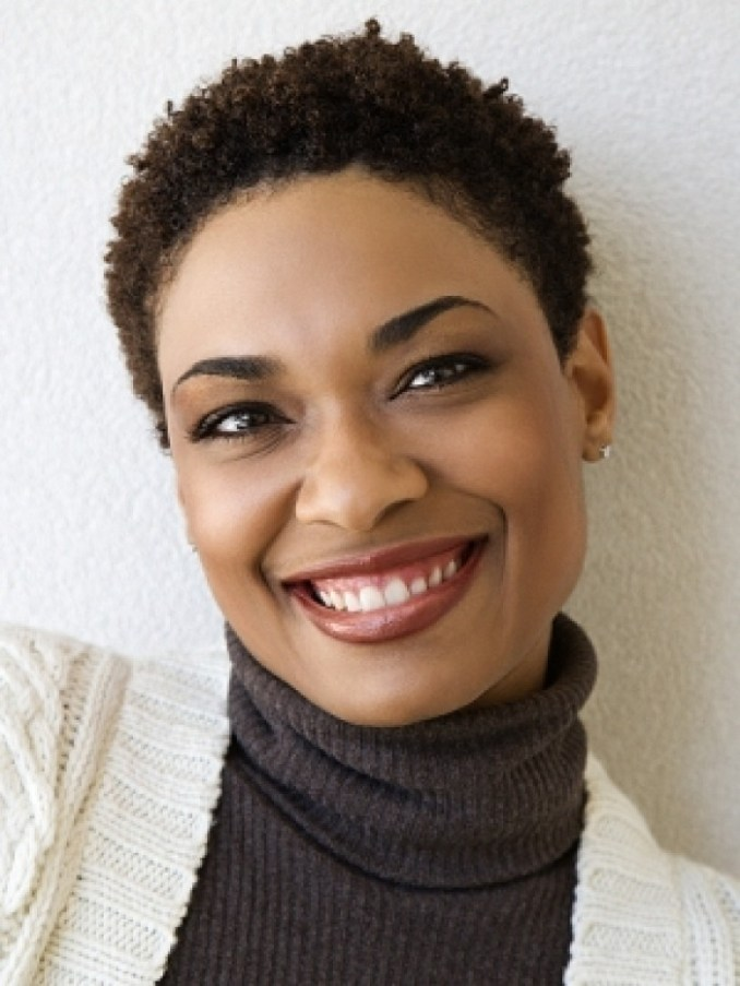 Image Result For Afroerican Short Natural Hairstyles