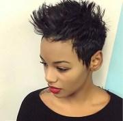 african american short black