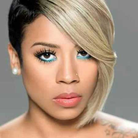 5 stunning short haircuts one side long african american cruckers