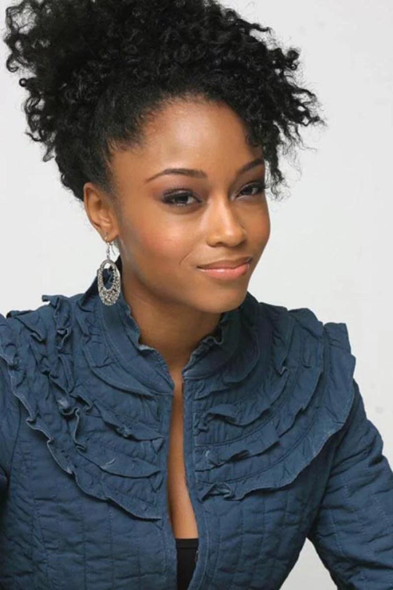 5 head turning wedding long natural hairstyles black womenCruckers