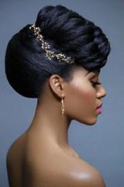 5 sleek wedding long hairstyles