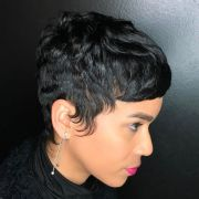 5 short pixie haircuts african