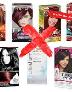 These hair dyes are tested on animals also the best cruelty free dye options for all colors rh crueltyfreekitty