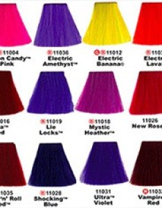 Manic panic hair dye also the best cruelty free options for all colors rh crueltyfreekitty
