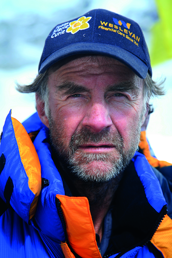 Celebrity Travels Sir Ranulph Fiennes  Cruise International