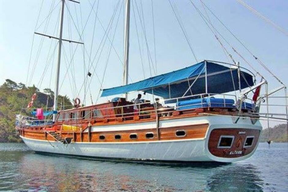 Blue Cruise Antalya