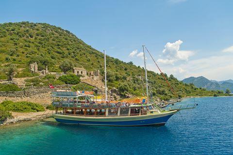 Blue Cruise Marmaris & Griekse Eilanden