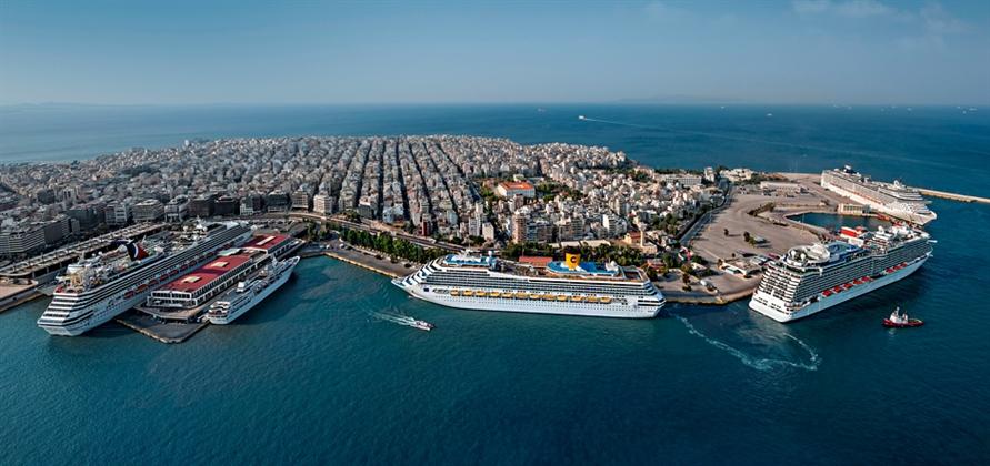 Piraeus Port to invest €294 million to upgrade cruise facilities