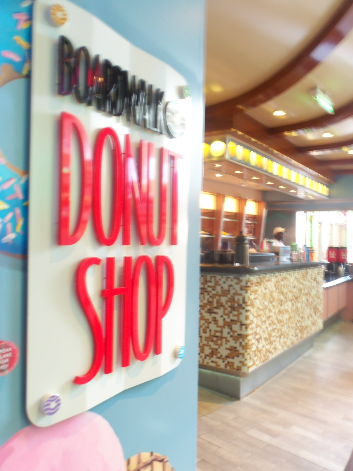 Boardwalk Donut Shop