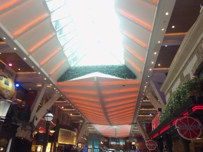 Royal Promenade skylight