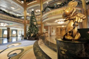 Magical Winter Holidays Aboard the Disney Fantasy