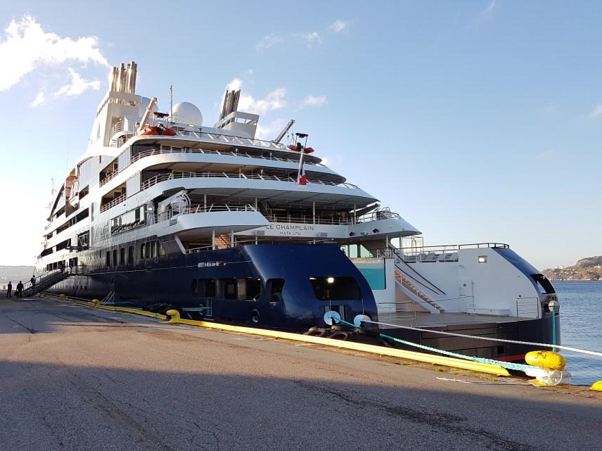20181010_170433-300x225 LE CHAMPLAIN abgeliefert – Ponants Flotte wächst weiter