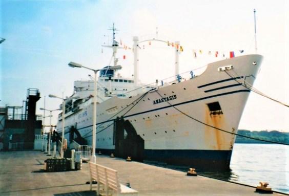 Anastasis-001 MS ANASTASIS