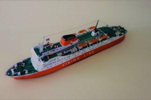 Car and Passenger Ferry APOLLO