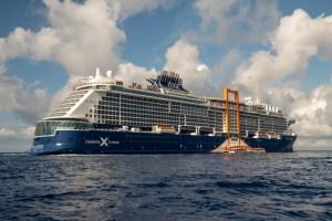 Celebrity Edge - erstes Schiff der Edge-Klasse