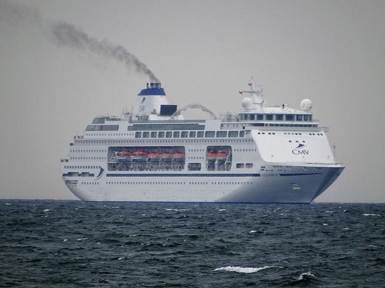 Columbus-003 5 Kreuzfahrtschiffe zur Versteigerung