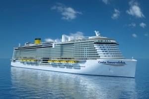 Costa Smeralda - Copyright Costa Crociere