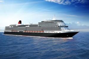 Cunard Neubau 2022