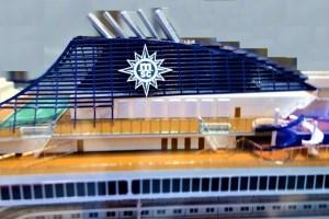 Feier für MSC Cruises auf STX-Werft