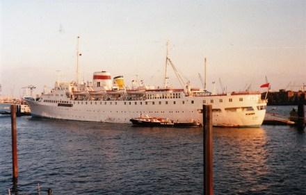ESTONIA-002 MS ESTONIA