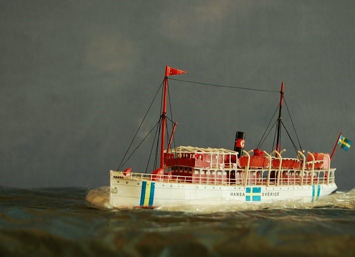 Hansa-018 Vor 120 Jahren: Ablieferung der HANSA