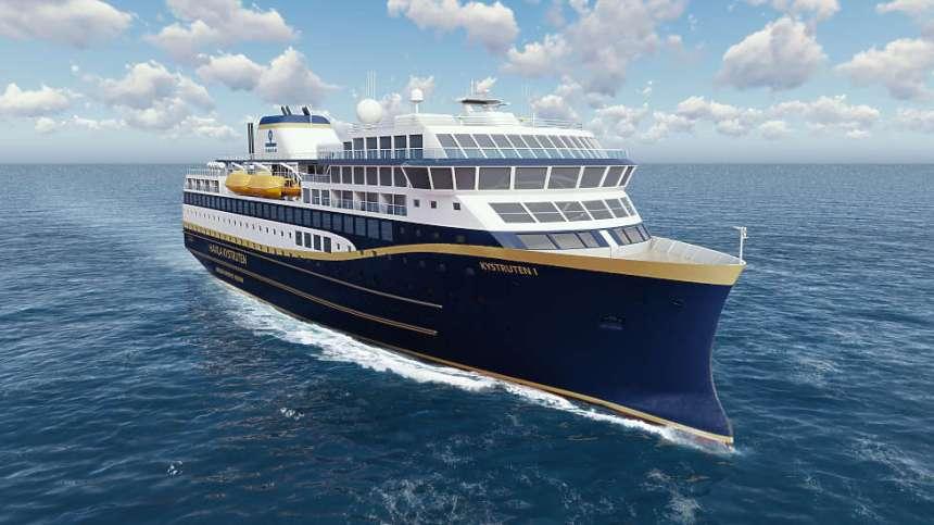 Havila-1 Spanische Werft kündigt Neubau-Aufträge für Havila Kystruten