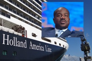 Holland America Line - President Orlando Ashford