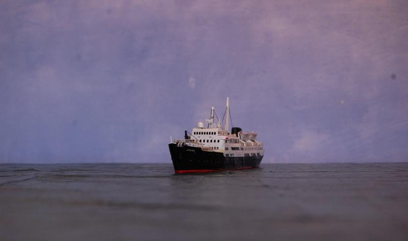 Lofoten-031 Hurtigruten verkaufen ihre LOFOTEN