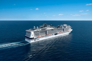 Highlights der MSC Bellissima